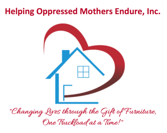 Helping Oppressed Mothers Endure, Inc. logo
