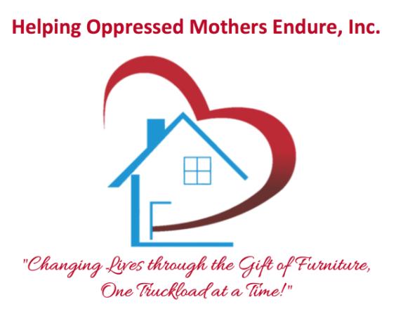 Helping Oppressed Mothers Endure, Inc. logo
