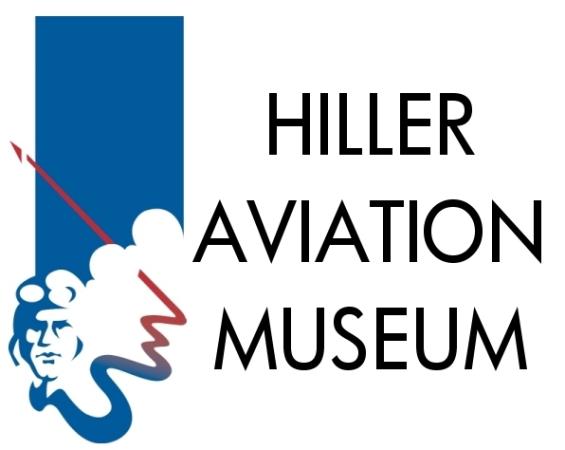 Hiller Aviation Museum logo