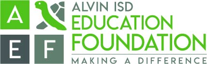 Alvin ISD Education Foundation logo
