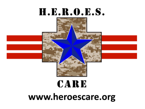 HEROES Care logo