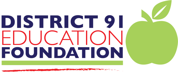 District 91 Education Foundation logo