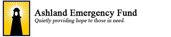 Ashland Emergency Fund logo