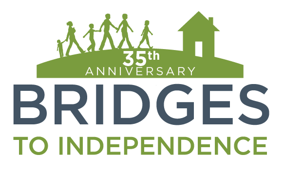 Bridges to Independence logo