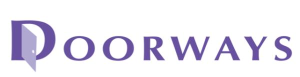 Doorways for Women & Families logo
