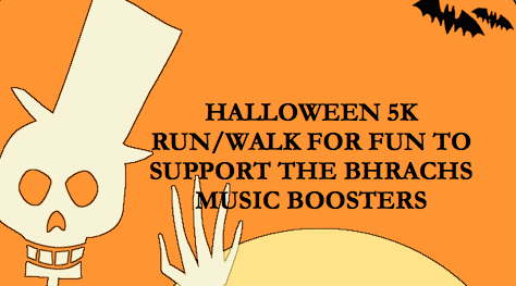 BHRACHS Music Boosters logo
