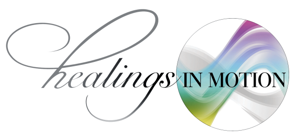 Healings in Motion logo