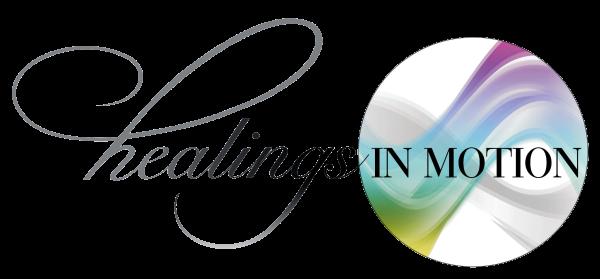 Healings in Motion logo