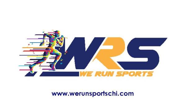 We Run Sports logo