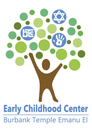 Burbank Temple Emanu El Early Childhood Center logo