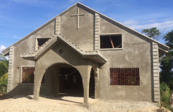 St. Paul Lutheran Church, Caro, MI-Haiti Fund logo