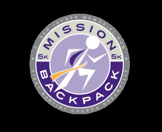 FBG Mission Backpack logo
