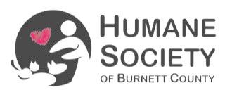 Humane Society of Burnett County logo
