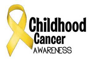 Pediatric Cancer logo