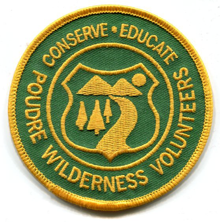 Poudre Wilderness Volunteers logo