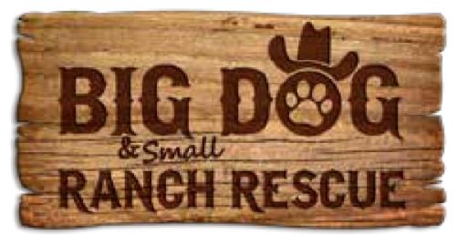 Big Dog Ranch Resuce  logo
