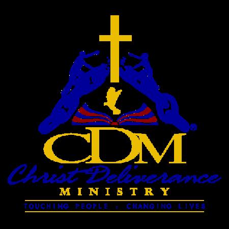Christ Deliverance Ministry logo