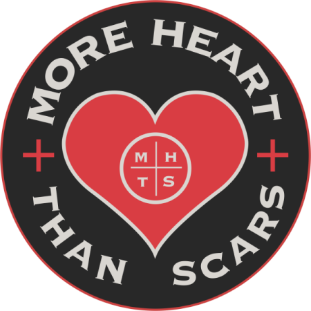 More Heart Than Scars logo
