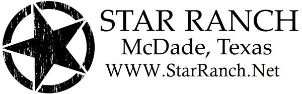 The Sahnoans at Star Ranch logo