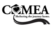 COMEA: Cheyenne's homeless shelter logo