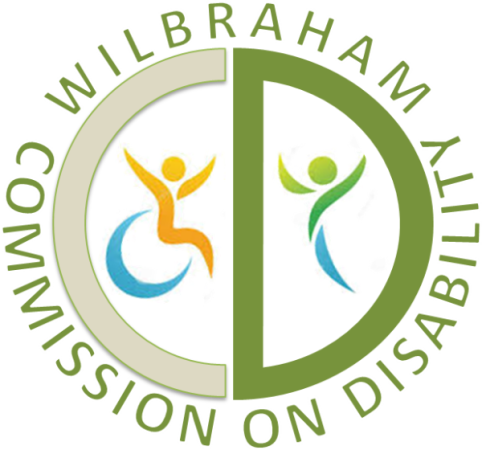 Wilbraham Commission on Disability logo