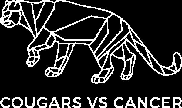 Cougars vs Cancer logo