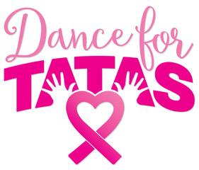 Dance for Tata's logo