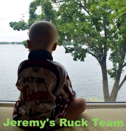 Jeremy's Ruck Team logo