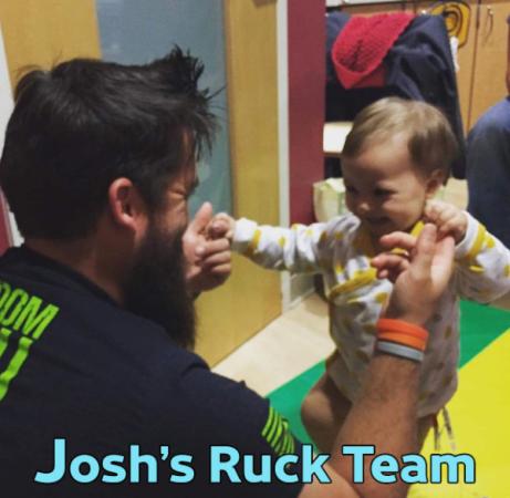 Josh's Ruck Team logo