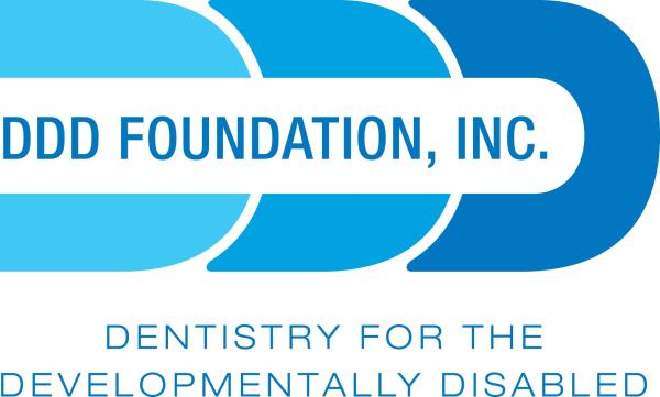DDD Foundation, Inc. (Dentistry for the Developmentally Disabled logo