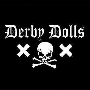 Derby Dolls  logo