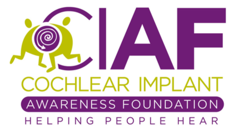 Cochlear Implant Awareness Foundation logo
