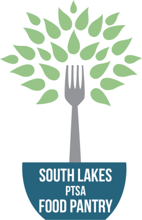 South Lakes PTSA Food Pantry logo