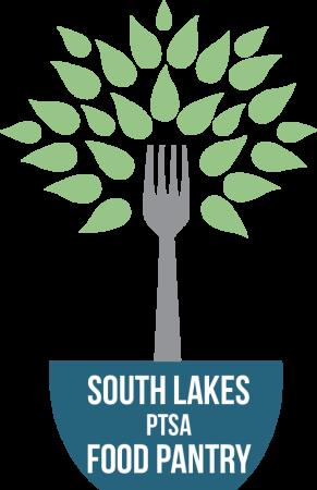 South Lakes PTSA Food Pantry logo
