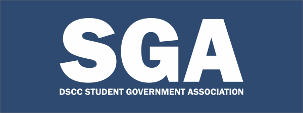 DSCC - Student Government Association  logo