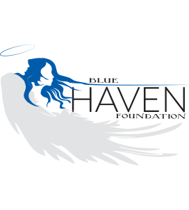 THE BLUE HAVEN FOUNDATION logo