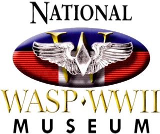 National WASP WWII Museum logo