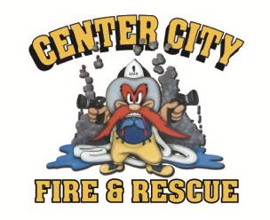 Center City Fire Department logo