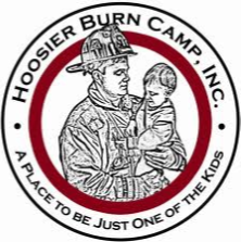 HOOSIER BURN CAMP & BREMEN FIREMEN'S ASSOCIATION logo
