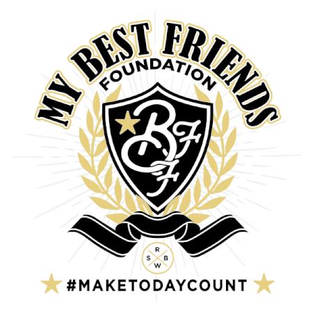 My Best Friends Foundation logo