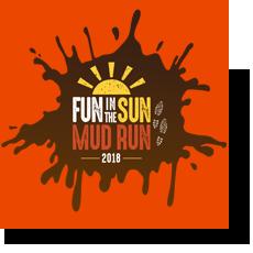 Fun in the Sun Mud Run for Local Charities  logo