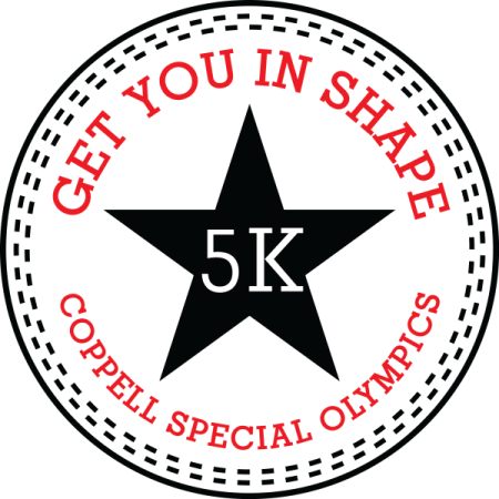 Coppell Special Olympic Teams logo
