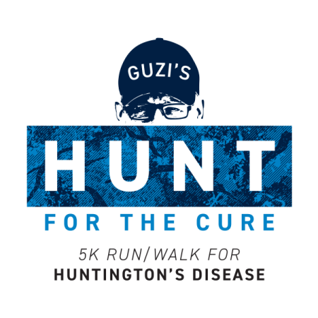 Guzi's Hunt for the Cure logo