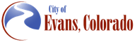 Evans Police department / Coats for kids logo