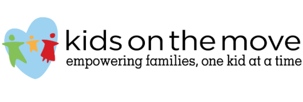 Kids on the Move - Empowering Families, One Kid at a Time logo
