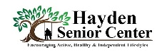 Hayden Senior Center logo