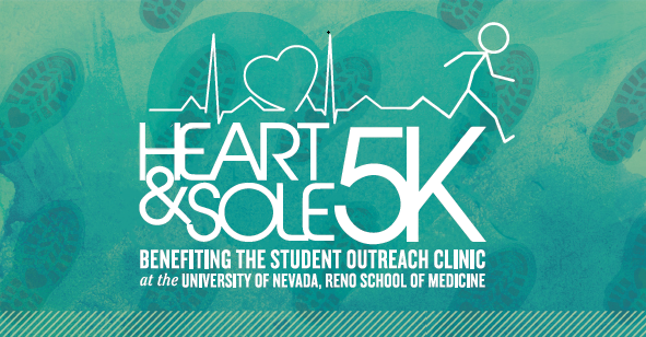 Heart & Sole 5K for the SOC logo