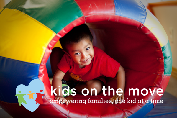 Kids On The Move - Help us raise $10,000! logo
