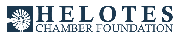 Helotes Area Chamber of Commerce logo