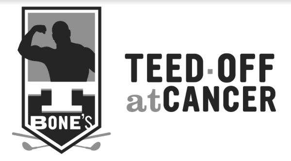 Teed Off at Cancer logo